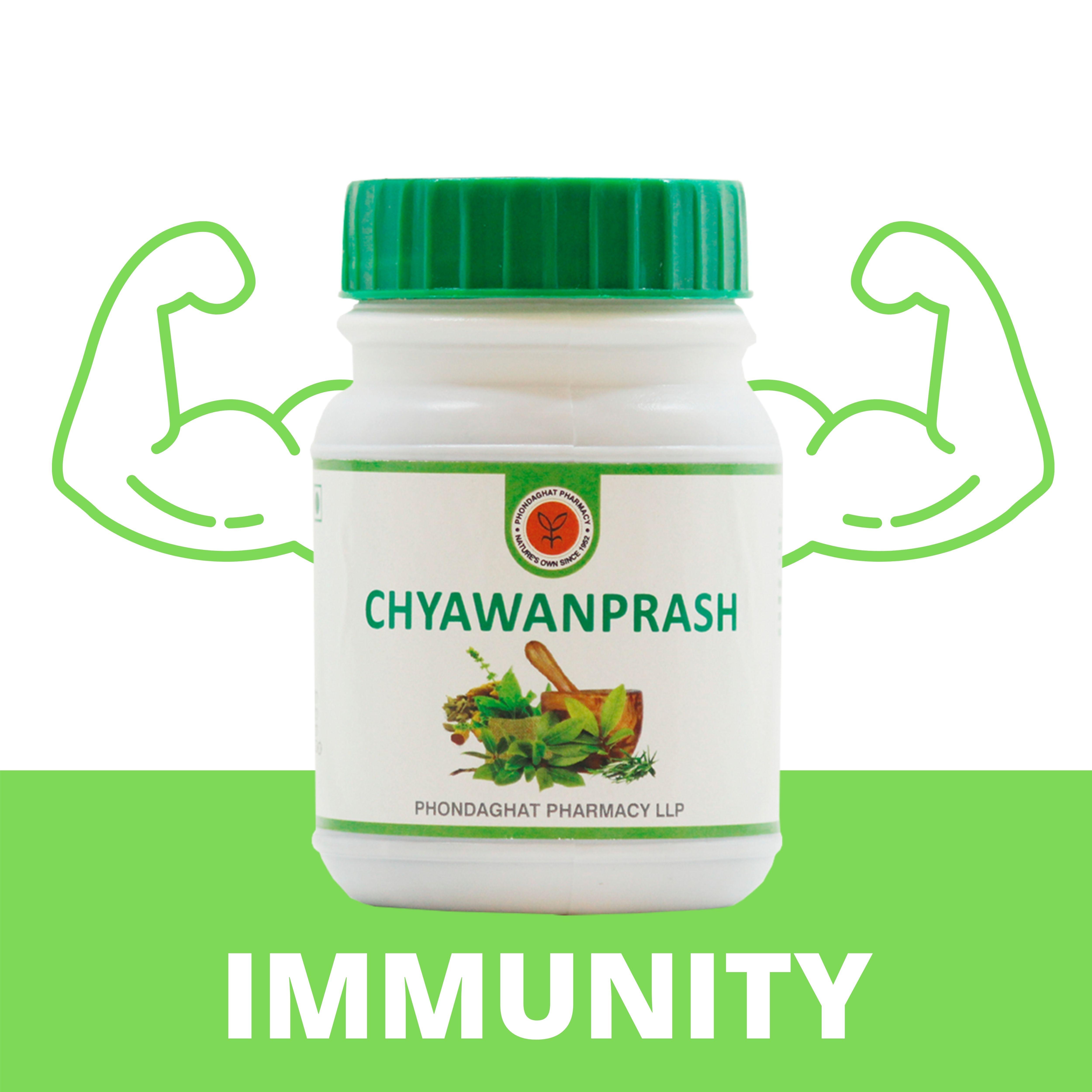 Ayurvedic Chyawanprash to Increase Immunity