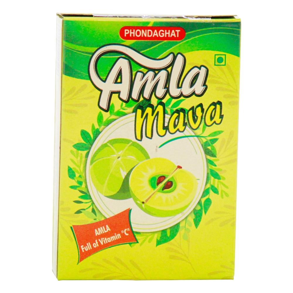 Organic Amla Ginger Mawa