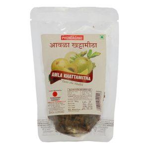 Organic Amla Khatta Meetha Candy