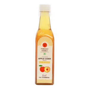 Pure Apple Cider Vinegar With Mother