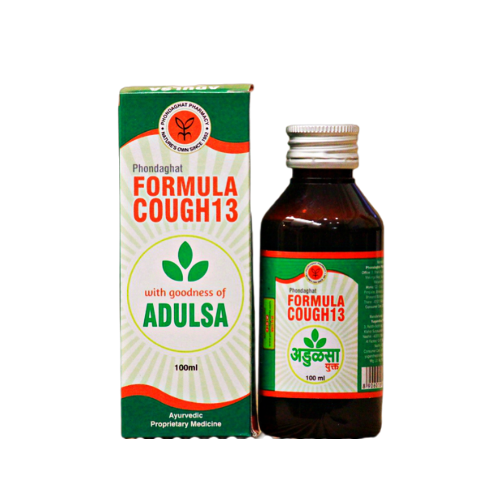 Phondaghat Cough Syrup