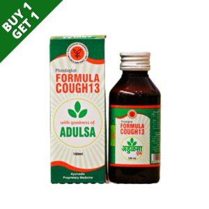 Phondaghat Formula Cough 13 Buy 1 Get 1