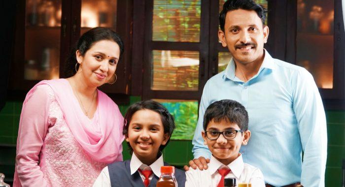 Phondaghat Life 21 Days Lockdown Family