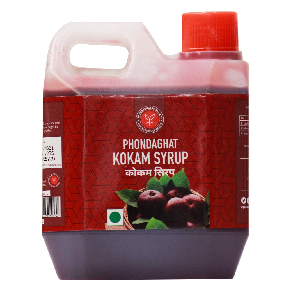 Kokum Syrup Benefits