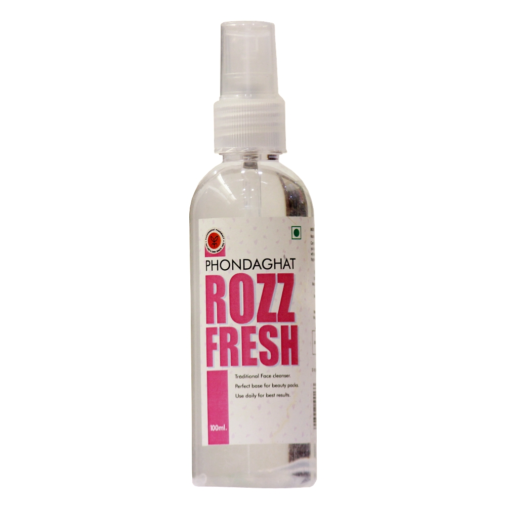 Rose Water Mist Spray