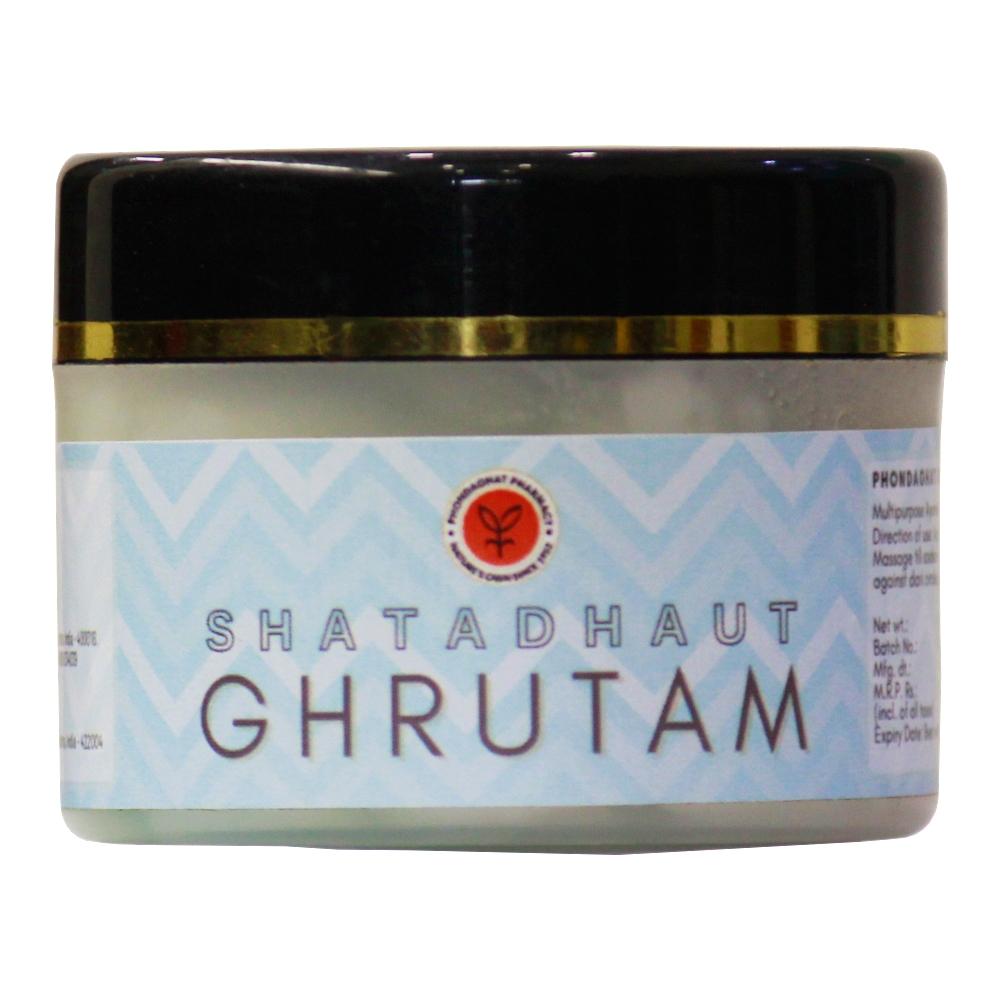 Shatadhaut Ghrutam