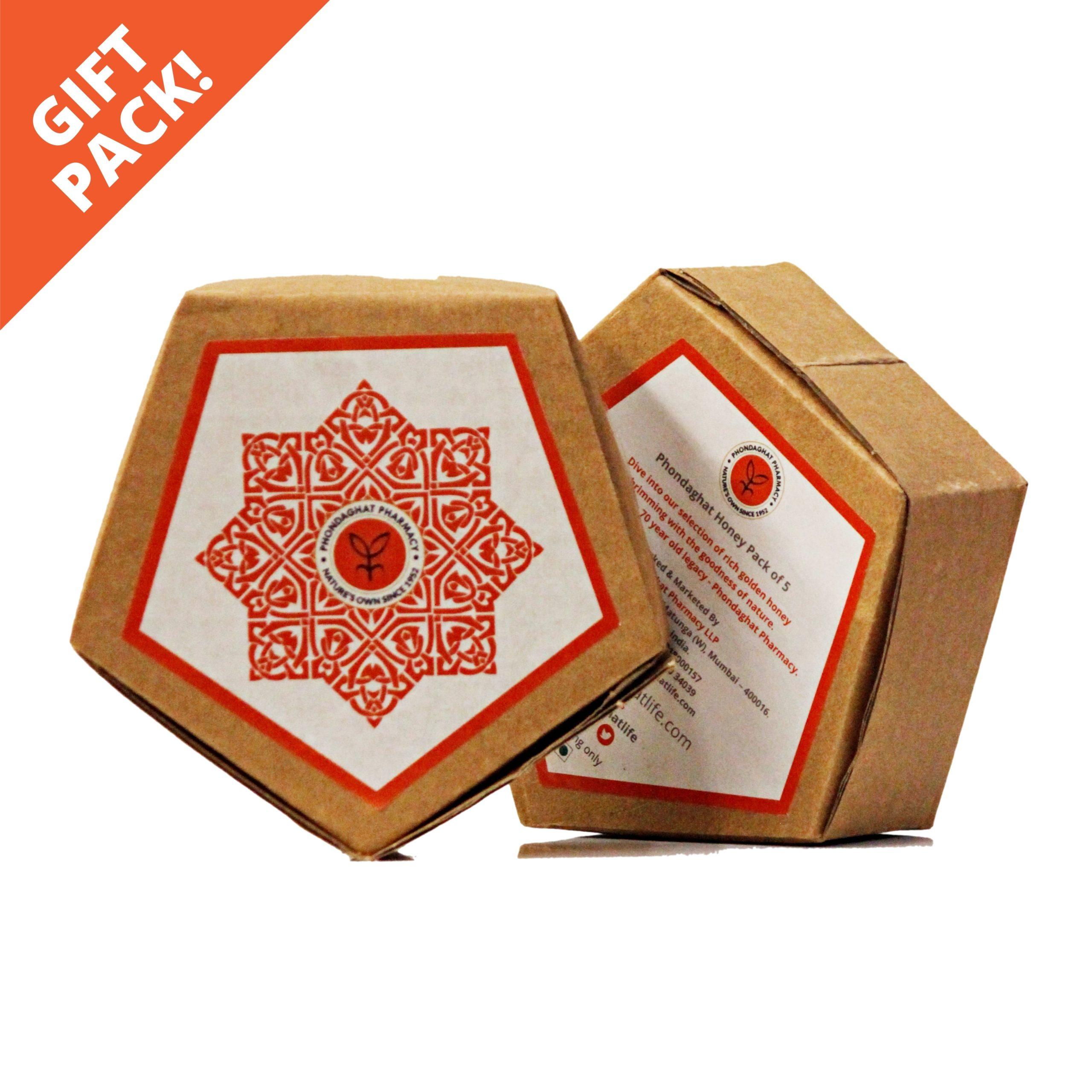 Phondaghat Honey Assorted Honey Gift Pack